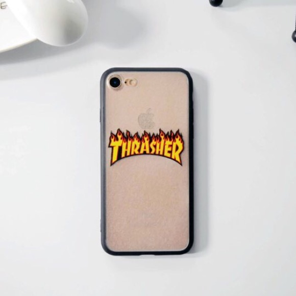 thrasher iphone 8 case